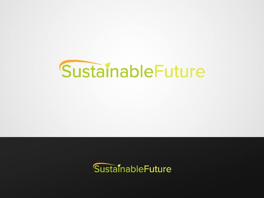 Proposition n°                                        32                                      du concours                                         Logo Design for SustainableFuture