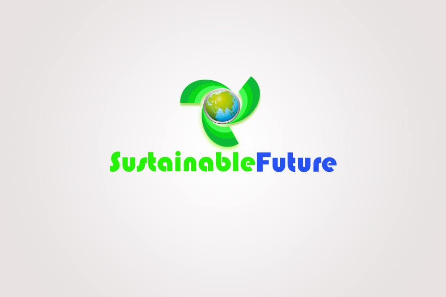 Proposition n°                                        44                                      du concours                                         Logo Design for SustainableFuture
