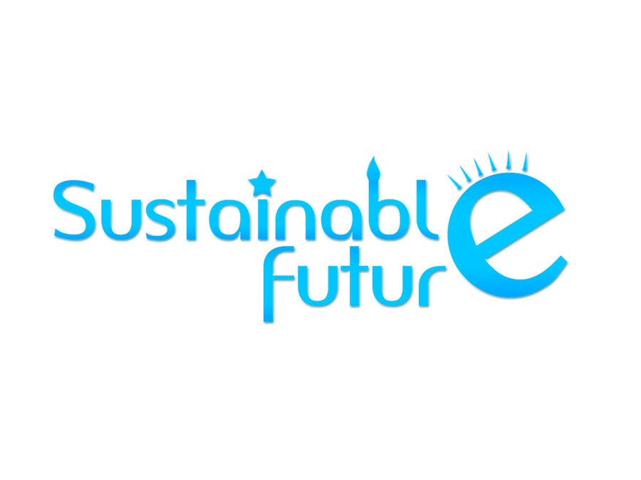 Proposition n°                                        50                                      du concours                                         Logo Design for SustainableFuture