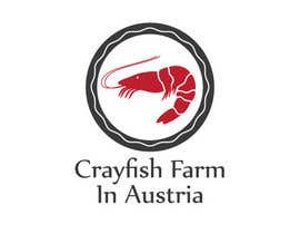 bluedesign1234 tarafından Design Logo for a crawfish farm in Austria için no 2