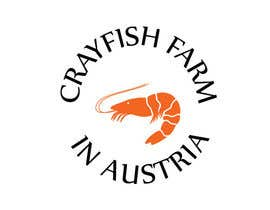 bluedesign1234 tarafından Design Logo for a crawfish farm in Austria için no 3