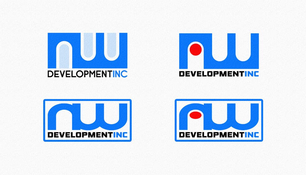 Contest Entry #40 for Logo for New Real Estate Development Company - Company name is NW Development Inc