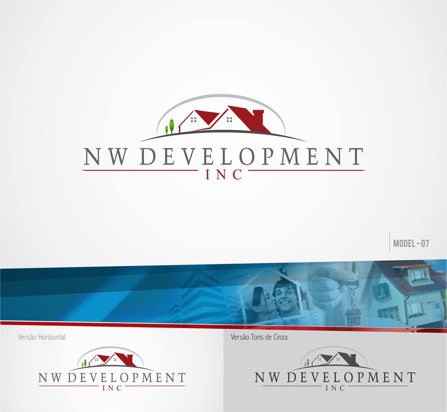 Inscrição nº 59 do Concurso para Logo for New Real Estate Development Company - Company name is NW Development Inc