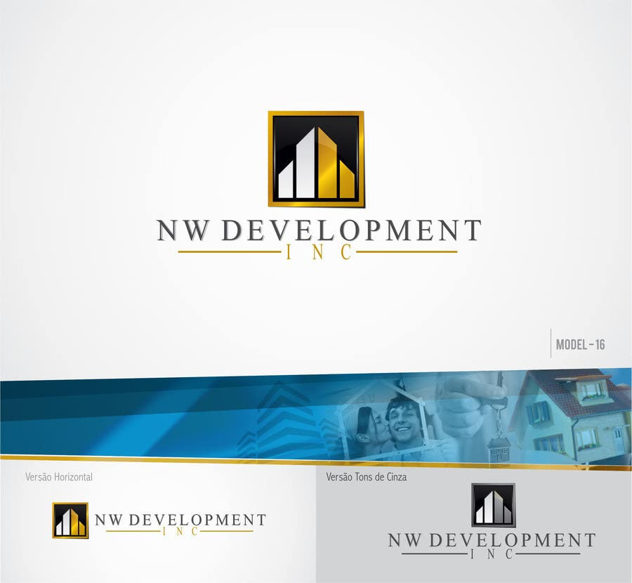 Contest Entry #67 for Logo for New Real Estate Development Company - Company name is NW Development Inc