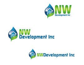 #14 para Logo for New Real Estate Development Company - Company name is NW Development Inc por mamunlogo