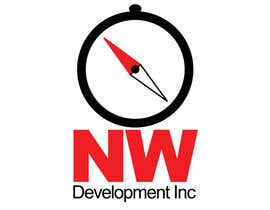 stanbaker tarafından Logo for New Real Estate Development Company - Company name is NW Development Inc için no 72
