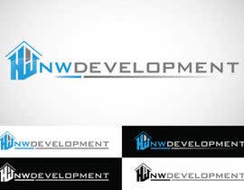 Agumon26 tarafından Logo for New Real Estate Development Company - Company name is NW Development Inc için no 76