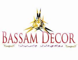 #3 untuk Design a Logo for Decor Co. called Bassam Decor oleh stefanrosian