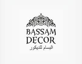 #6 untuk Design a Logo for Decor Co. called Bassam Decor oleh Titoo1