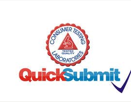 #80 untuk Design a Logo for QuickSubmit -- 2 oleh bv77