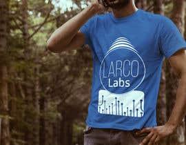 #30 untuk Design a T-Shirt for Larco Labs oleh elkholy9