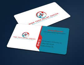 #45 untuk Design some Business Cards for High Tech Relief Center oleh ALLHAJJ17