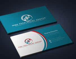 #56 untuk Design some Business Cards for High Tech Relief Center oleh ALLHAJJ17