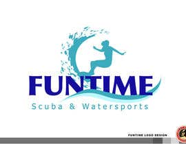 #79 untuk Design a Logo for Funtime Scuba & Watersports oleh KilaiRivera