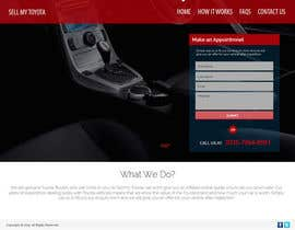 codegur tarafından Design a Website Mockup for a car website için no 6