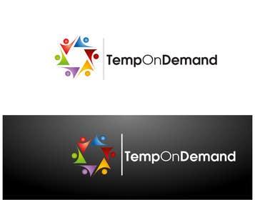 #147 untuk Design a Logo for Temporary Staffing app oleh Graphicsuite