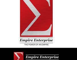 #37 untuk Design a Logo for Empire Enterprise oleh tomerep