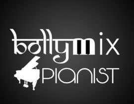 #9 untuk Logo for Pianist for hire...bollywood (indian) and western music oleh manabendrag