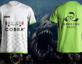 #6 untuk Design a T-Shirt for England Junior Sea Fishing Team oleh aadil666
