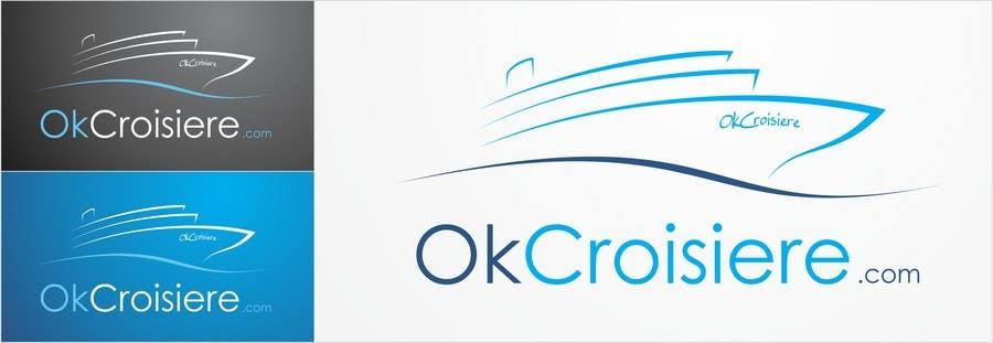 Contest Entry #                                        193                                      for                                         Logo Design for OkCroisiere.com