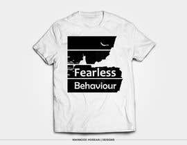 #16 for Design a T-Shirt for Fearlessones by mhossainsujon