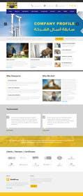 #7 untuk Create a Wordpress Template for our company stromek oleh fathimak
