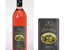 #134 untuk Graphic Design for Wine label oleh jimmydikha