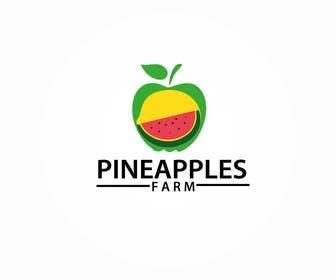alikarovaliya tarafından Design a Logo for pineapples farm için no 20
