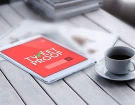 #59 untuk Design a Logo for Tweetproof oleh ralucaRO