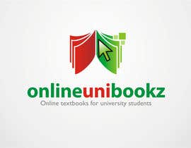 #123 para Logo Design for Online textbooks for university students de DesignMill