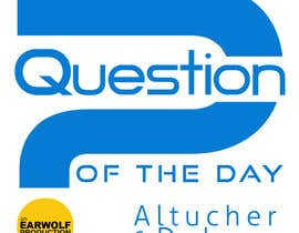 #438 untuk Design a Logo for QUESTION OF THE DAY PODCAST oleh tlacandalo