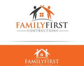 #118 untuk Design New Logo for Family First Construction oleh ibrandstudio