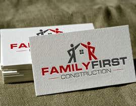 #123 untuk Design New Logo for Family First Construction oleh saifil