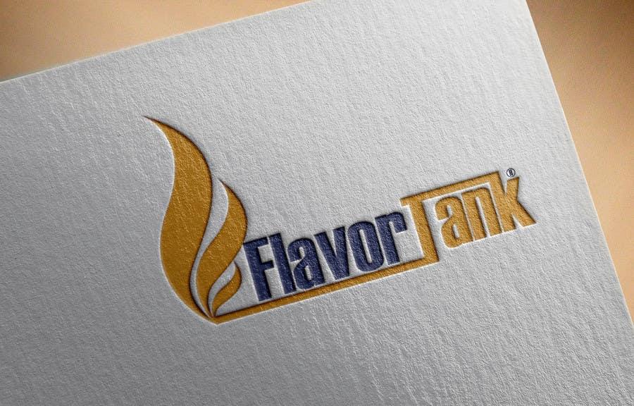 Proposition n°                                        106                                      du concours                                         Design a Logo for Flavor Tank