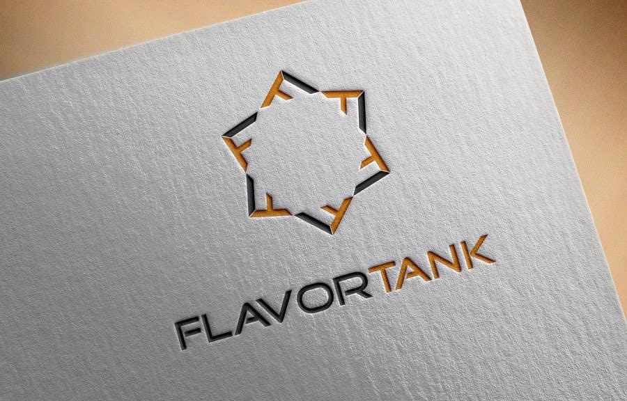 Proposition n°                                        108                                      du concours                                         Design a Logo for Flavor Tank