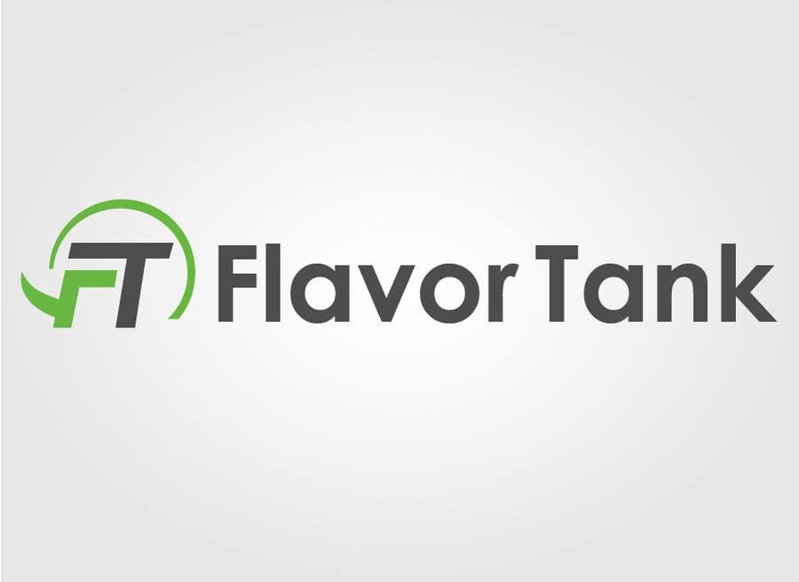 Proposition n°                                        94                                      du concours                                         Design a Logo for Flavor Tank