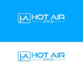 #49 untuk Design a Logo for Hot Air Brush oleh bhaveshdobariya5