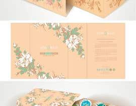 #21 untuk Create Print and Packaging Designs for a Bath Bomb Set oleh GalinaK