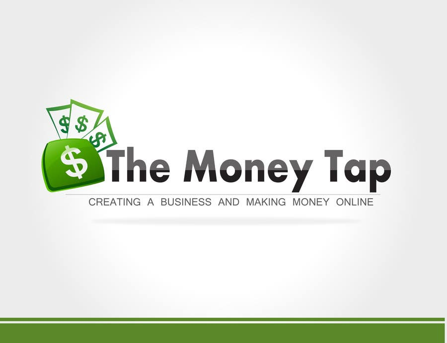#81 for Design a Logo for my online Blog: The Money Tap by akhil0474