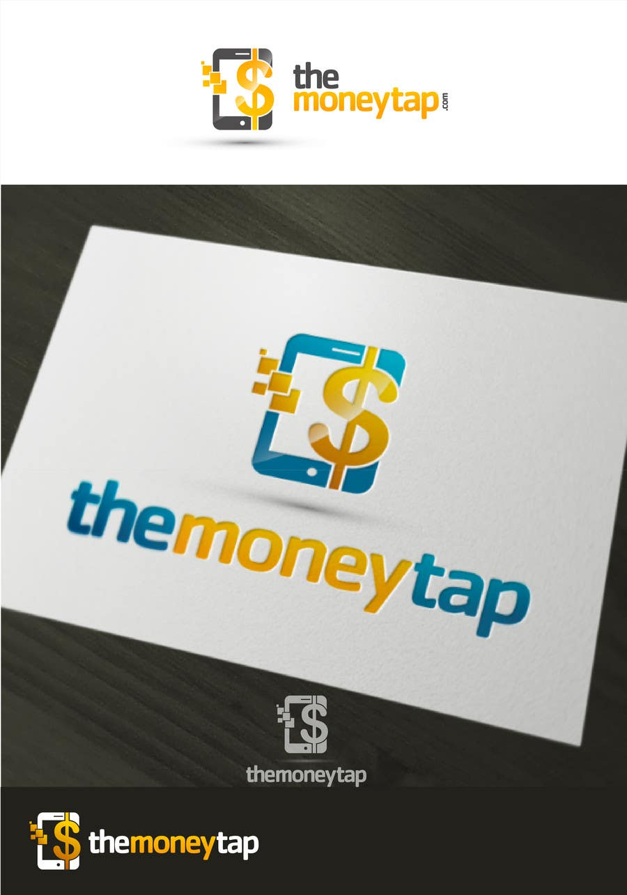 #53 for Design a Logo for my online Blog: The Money Tap by sbelogd