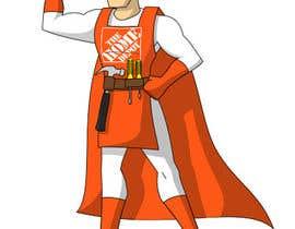"""#17 untuk """"Depot Man"""" - Superhero oleh diego365"""