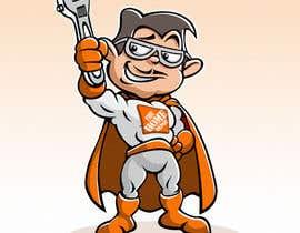 """#3 untuk """"Depot Man"""" - Superhero oleh pixell"""