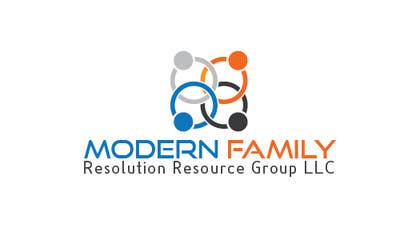 #17 untuk Design a Logo for Modern Family Resolution Resource Group LLC oleh feroznadeem01