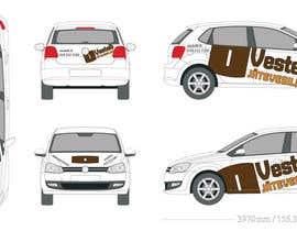 #19 untuk graphic design for company vehicle oleh vbezic