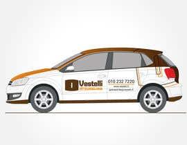 #16 untuk graphic design for company vehicle oleh karanjapaul60