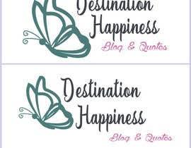 #55 untuk Design a Logo for Destination Happiness oleh RedDesign14