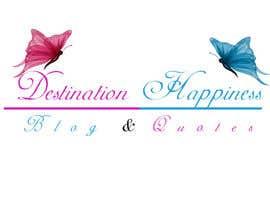 #51 untuk Design a Logo for Destination Happiness oleh digidreamsdev