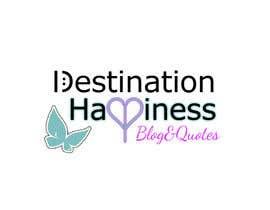 #45 untuk Design a Logo for Destination Happiness oleh greenraven91