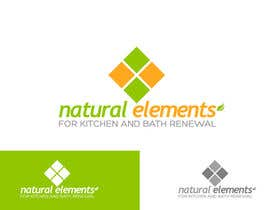 Designer0713 tarafından Design a Logo for Natural Elements for Kitchen and Bath Renewal için no 21