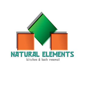 #37 for Design a Logo for Natural Elements for Kitchen and Bath Renewal by mikeymike75